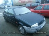 Ford Fiesta 1.4 (01.1996 - 12.2000)
